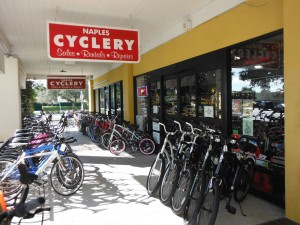 Front Naples Cyclery